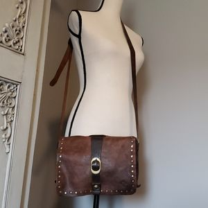 Unique Patricia Nash crossbody